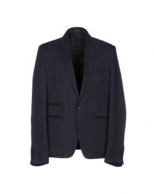 Пиджак GUYA G.. Цвет: темно-синий