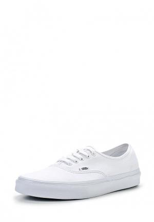 Кеды Vans. Цвет: белый