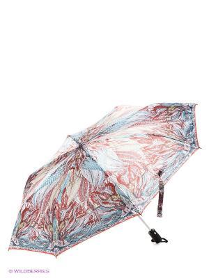 Зонт Eleganzza. Цвет: красный, салатовый, светло-голубой