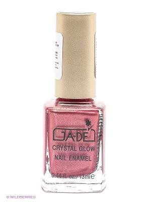 Лак для ногтей, тон 353 GA-DE. Цвет: розовый