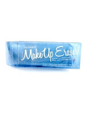Makeup Eraser салфетка для снятия макияжа голубая. Цвет: голубой