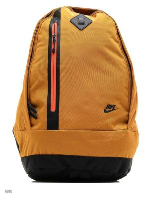 Рюкзак NIKE CHEYENNE 3.0 - SOLID. Цвет: оранжевый