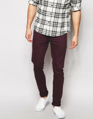 Zee Gee Why Супероблегающие джинсы Sticks & Bones WineO