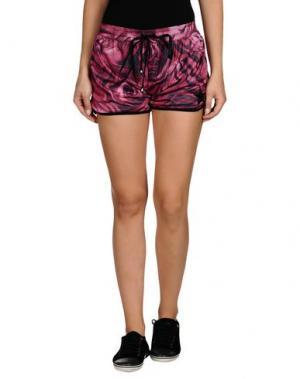 Повседневные шорты MACCHIA J. Цвет: пурпурный