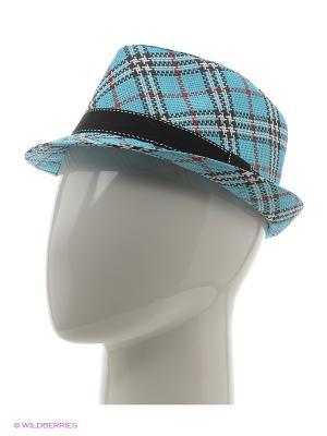 Шляпы Vittorio Richi. Цвет: голубой