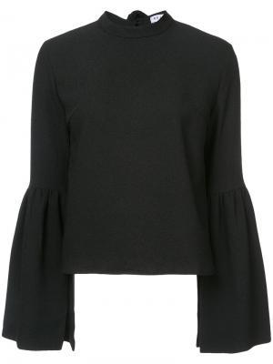 Блузка с широкими рукавами Rejina Pyo. Цвет: чёрный