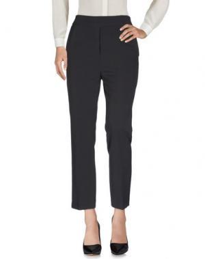 Повседневные брюки MALAICA. Цвет: серый