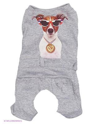 Костюм Doggy Style. Цвет: серый