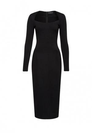 Платье 9AConcept. Цвет: черный