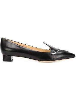 Туфли-лодочки Gall Tron Jerome Rousseau. Цвет: чёрный