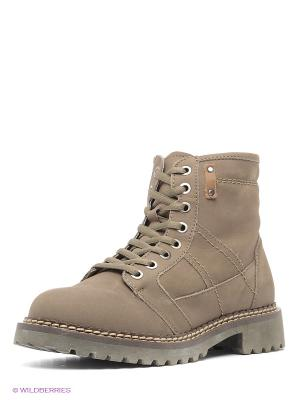 Ботинки Covani. Цвет: бежевый