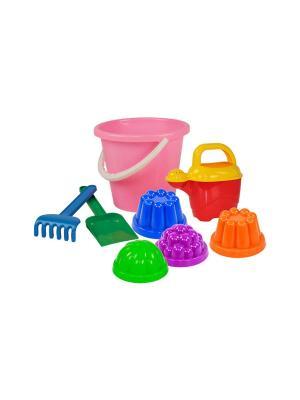 Набор детский №5 Альтернатива. Цвет: зеленый, фиолетовый, красный, оранжевый, розовый, синий