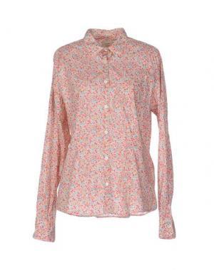 Pубашка COAST WEBER & AHAUS. Цвет: коралловый