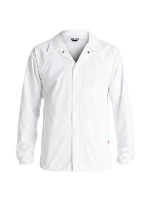 Куртки DC Shoes. Цвет: белый