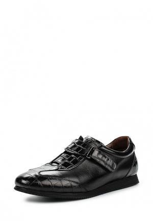 Кроссовки Guido Grozzi. Цвет: черный