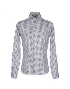Pубашка ORIAN. Цвет: светло-серый