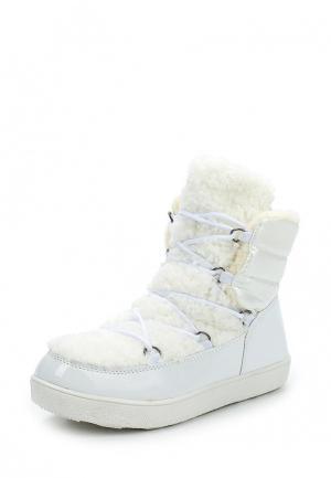 Дутики Mon Ami. Цвет: белый