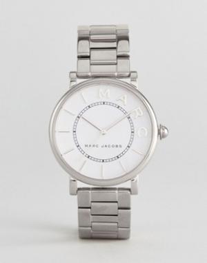 Marc Jacobs Часы MJ3521 Roxy. Цвет: серебряный