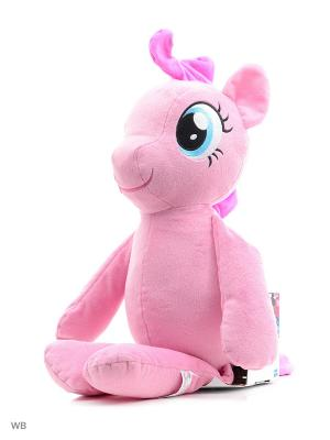 Плюшевые пони для обнимашек My Little Pony. Цвет: бледно-розовый, розовый