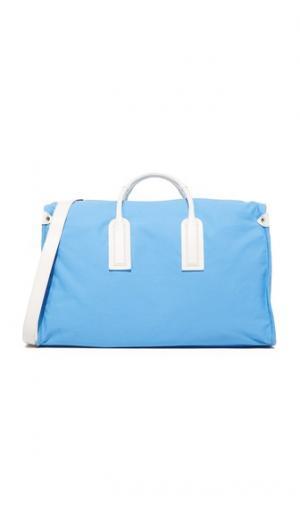 Дорожная сумка из холщовой ткани Diane von Furstenberg