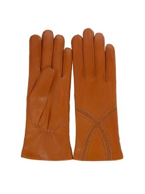 Перчатки PerstGloves. Цвет: рыжий