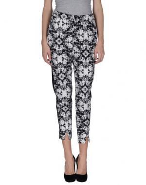Повседневные брюки MINIMUM. Цвет: белый
