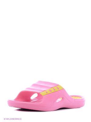 Шлепанцы JOSS. Цвет: розовый