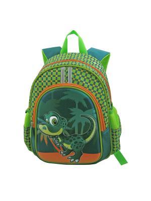 Рюкзак Stelz. Цвет: зеленый