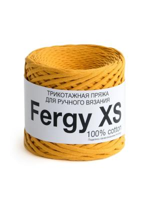 Пряжа Fergy XS. Цвет: горчичный
