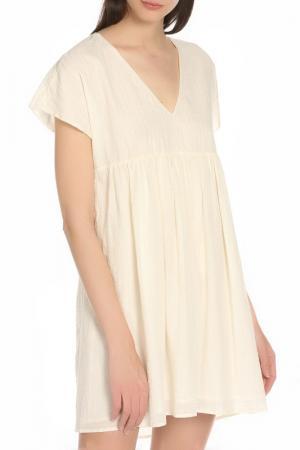 Платье Manila Grace. Цвет: 86 молочный