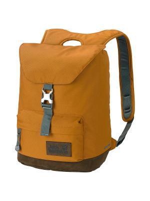 Рюкзак QUEENSBURY Jack Wolfskin. Цвет: оранжевый