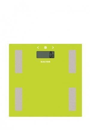 Диагностические электронные весы Salter. Цвет: зеленый