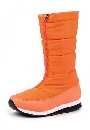Дутики No Limits Way. Цвет: оранжевый