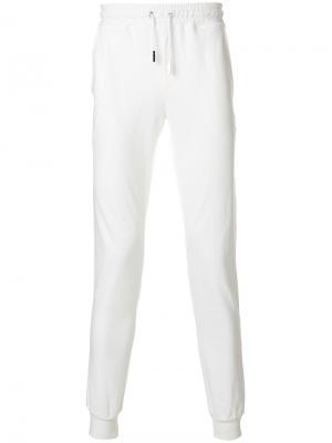 Спортивные брюки Eleventy. Цвет: белый