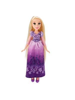 Классическая модная кукла Принцесса Hasbro. Цвет: фиолетовый