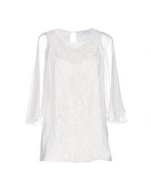 Блузка ZUHAIR MURAD. Цвет: белый