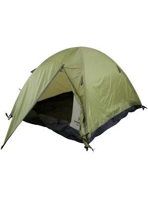 Палатка OUTVENTURE. Цвет: хаки