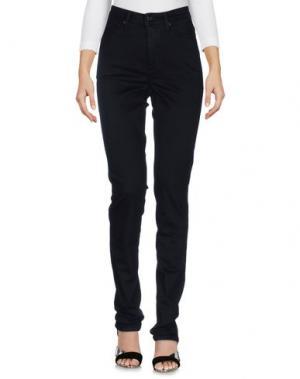 Джинсовые брюки CAMBIO. Цвет: черный