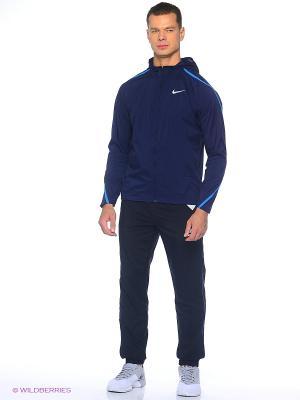 Ветровка IMPOSSIBLY LIGHT JKT HOODED Nike. Цвет: синий, голубой
