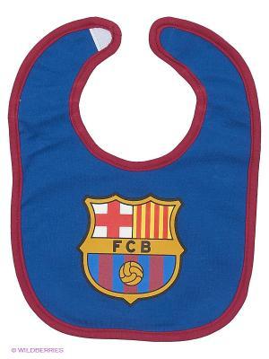 Нагрудник FC Barcelona Atributika & Club. Цвет: синий, бордовый
