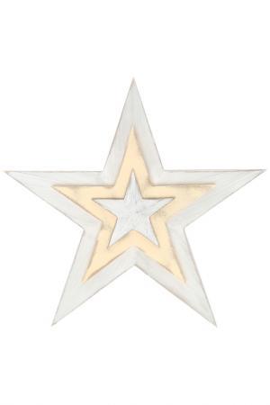 Декор настенный LA NEIGE. Цвет: белый, персиковый