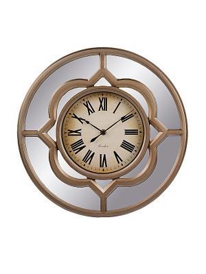 Часы настенные PATRICIA. Цвет: золотистый