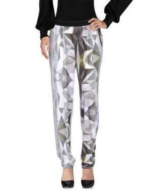 Повседневные брюки DAGMAR. Цвет: белый