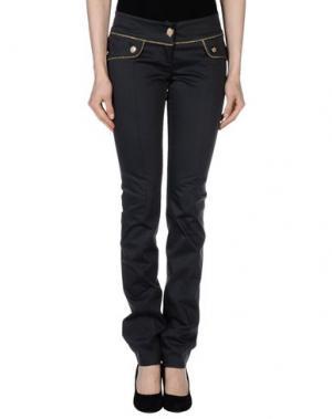 Повседневные брюки SHI 4. Цвет: свинцово-серый
