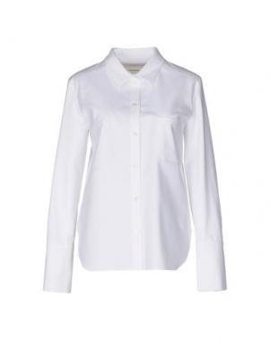 Pубашка NANUSHKA. Цвет: белый