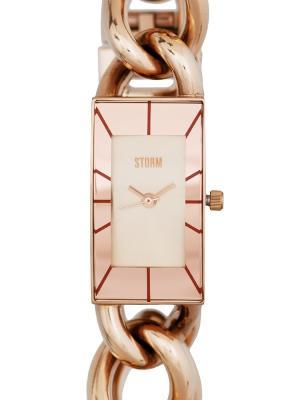 Часы STORM NIA ROSE GOLD 47271/RG Storm.. Цвет: золотистый