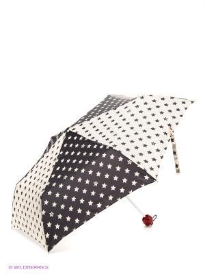 Зонт Fulton. Цвет: белый, коричневый