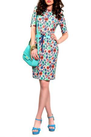 Платье MONT PELLIER. Цвет: мятный