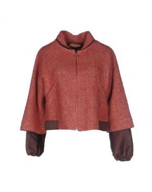 Куртка CARLO CONTRADA. Цвет: пастельно-розовый