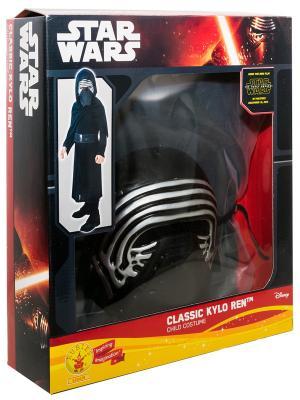 Костюм Кайло Рен Star Wars. Цвет: черный, серый